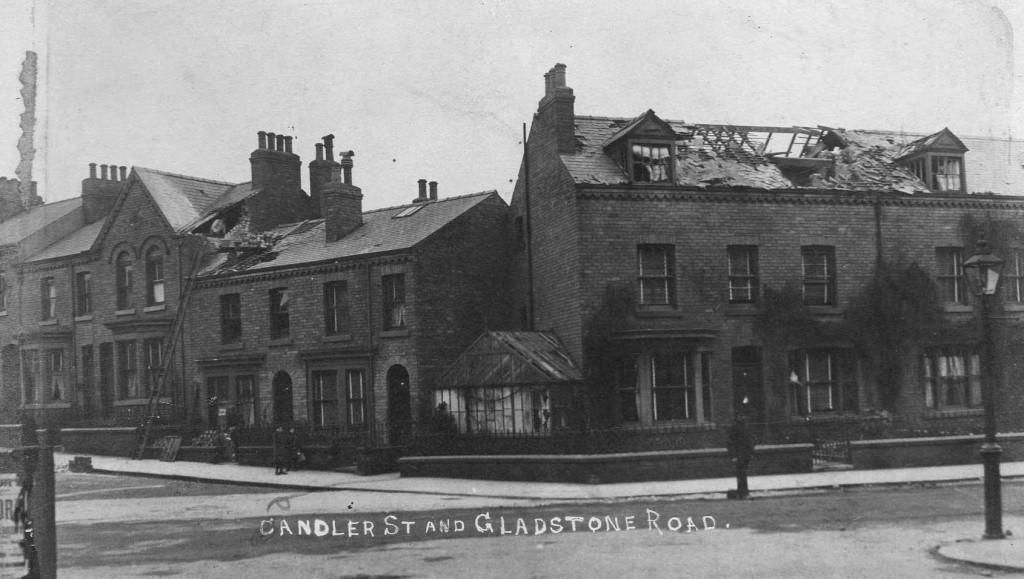 Candler St & Gladstone Road
