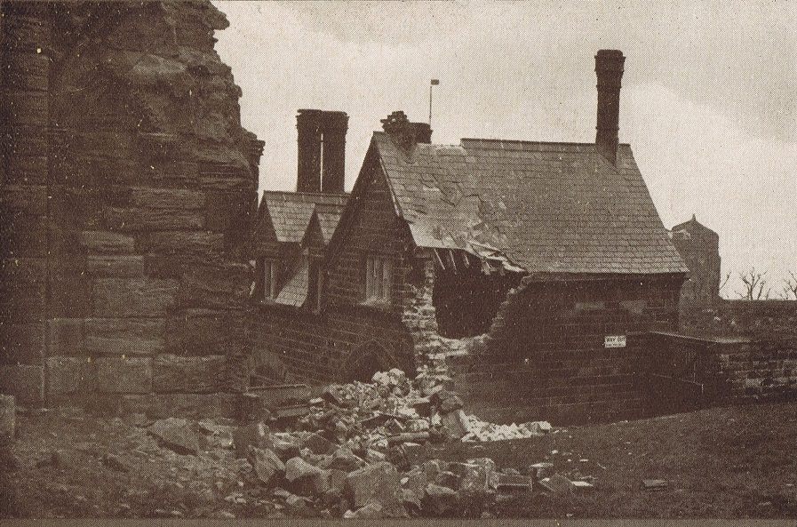 Damage in Whitby
